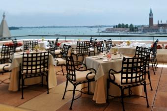 Awesome Restaurant Terrazza Danieli Contemporary - Modern Home ...