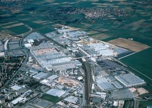Audi Ingolstadt Plant