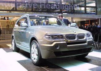 2002 BMW xActivity Concept – XXI Century Cars