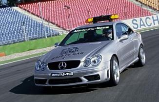 Mercedes benz clk 55 amg celebrates premiere as new for Mercedes benz parts distribution center