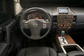 Nissan Previews 2008 Titan Pathfinder And Armada