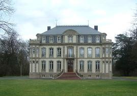 the chateau st jean ettore bugatti 39 s home in molsheim france. Black Bedroom Furniture Sets. Home Design Ideas