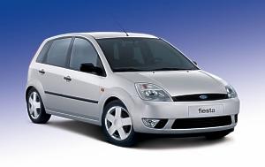Ford Ford Fiesta 2002
